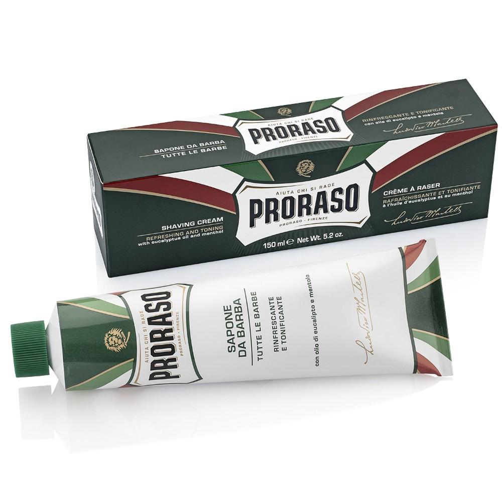 Proraso Grüne Linie Rasiercreme 150 ml