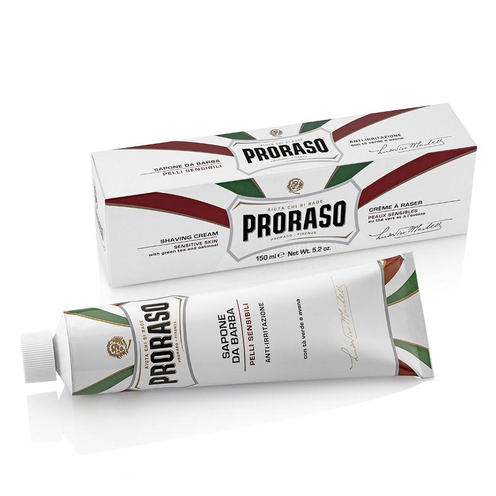 Proraso Weiße Linie Rasiercreme 150 ml