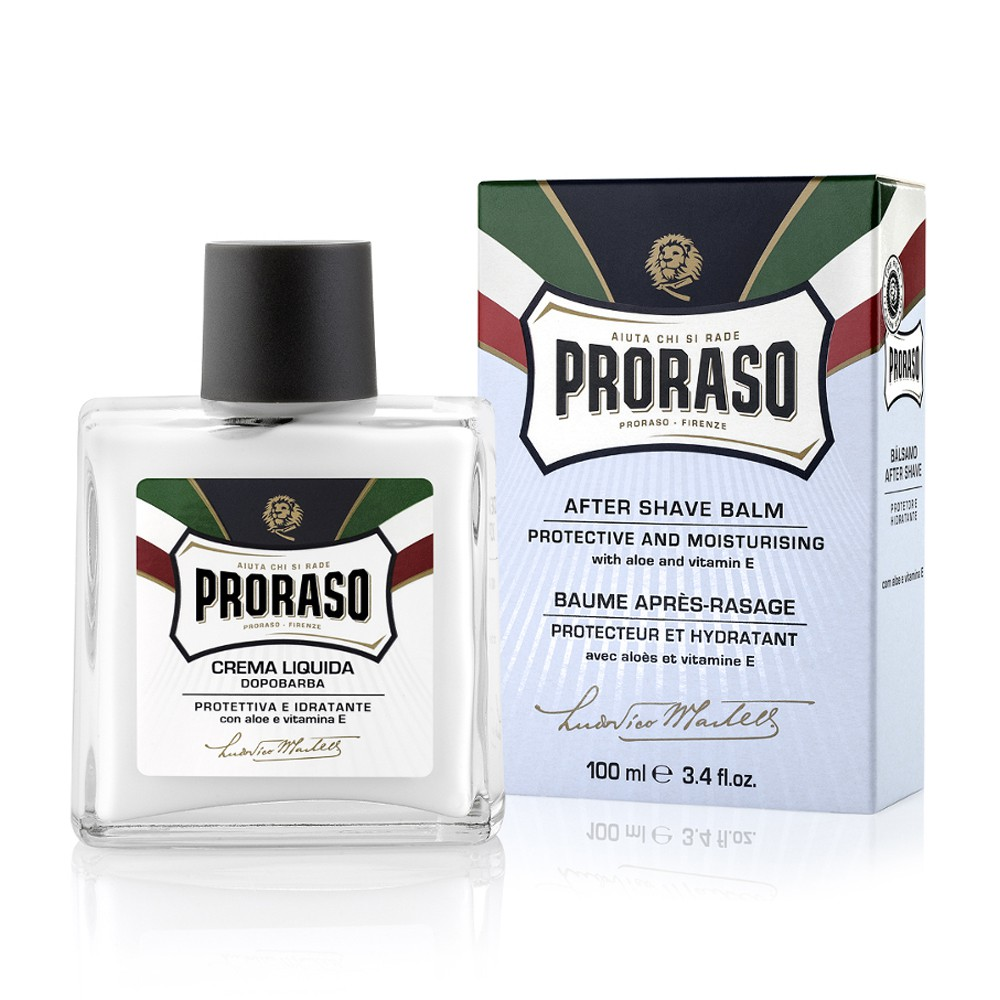 Proraso Blaue Linie After Shave Balsam 100 ml