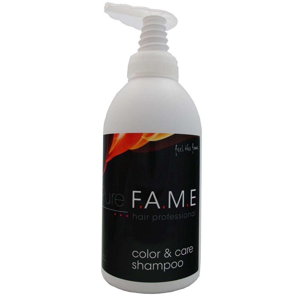Pure Fame Color & Care Shampoo 1000 ml