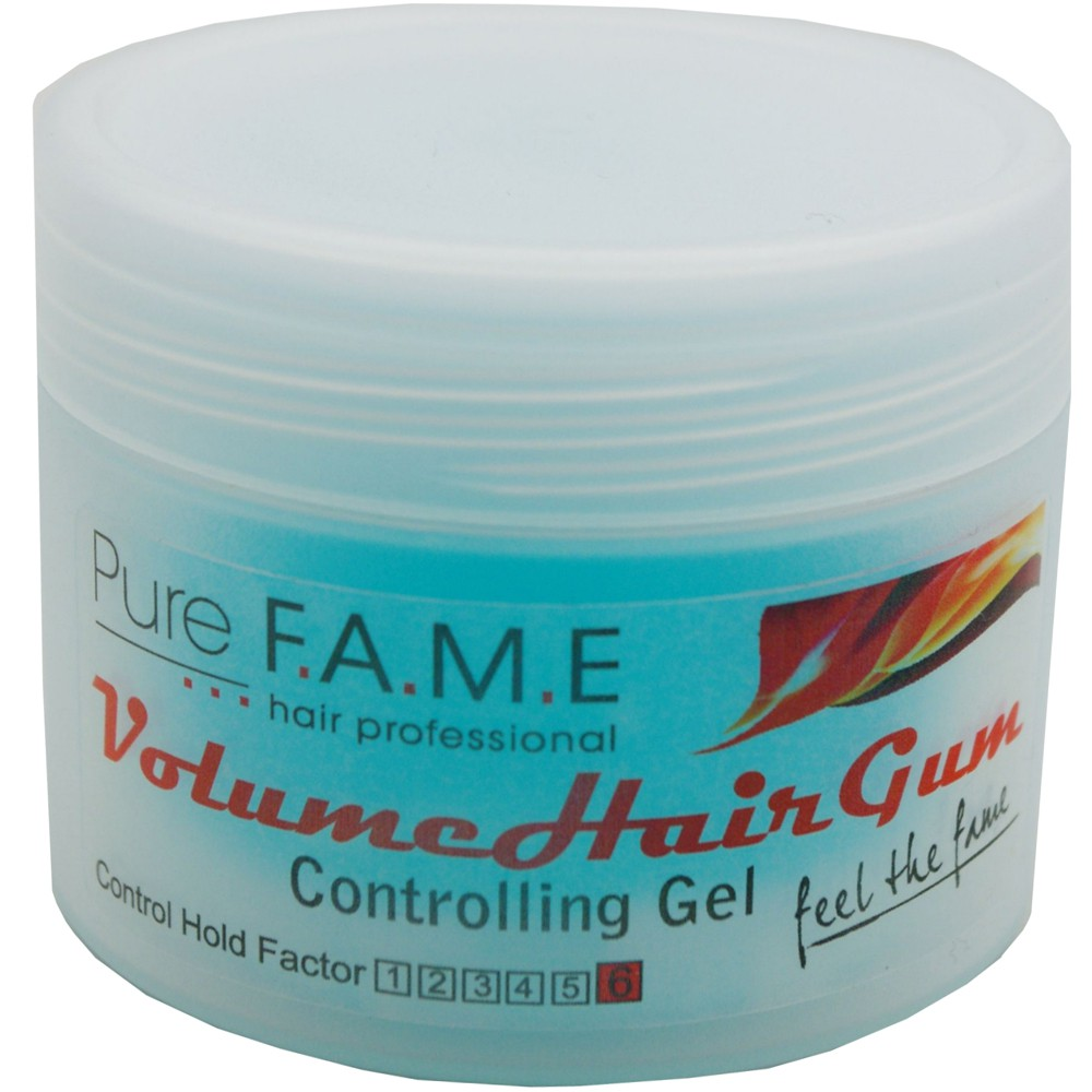 Pure Fame Volume Hair Gum Gel  100 ml