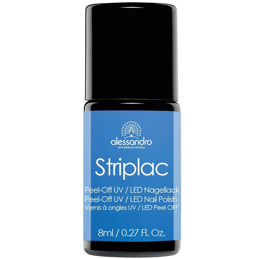 alessandro International Striplac 917 Baby Blue 8 ml