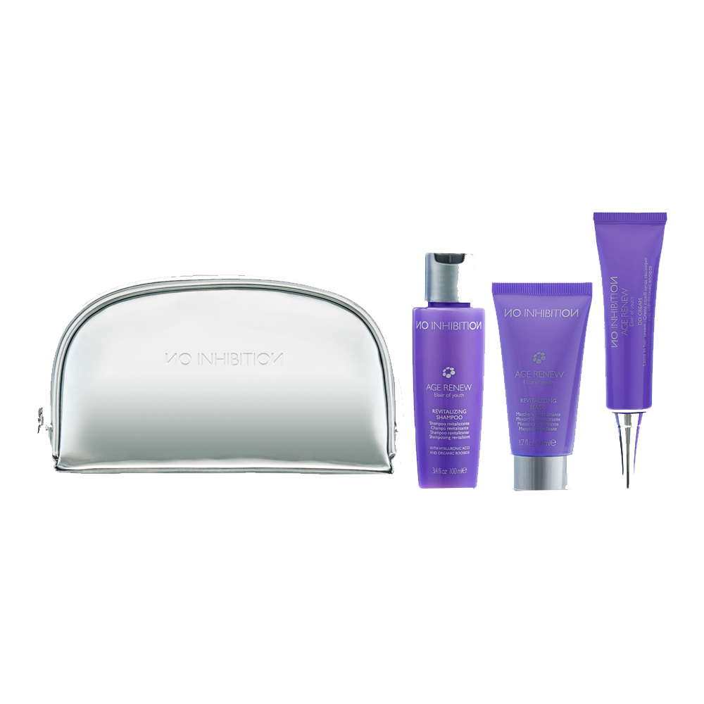No Inhibition Age Renew Travel Set