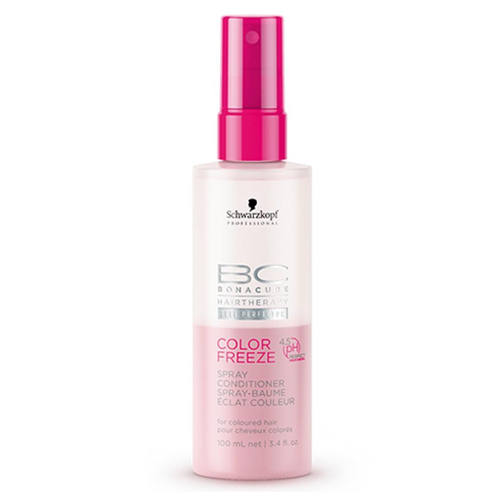 Schwarzkopf BC Bonacure Color Freeze Spray Conditioner 100 ml