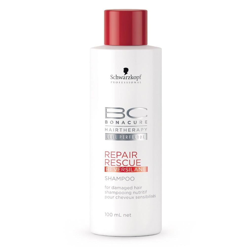Schwarzkopf BC Bonacure Repair Rescue Reversilane Shampoo 100 ml