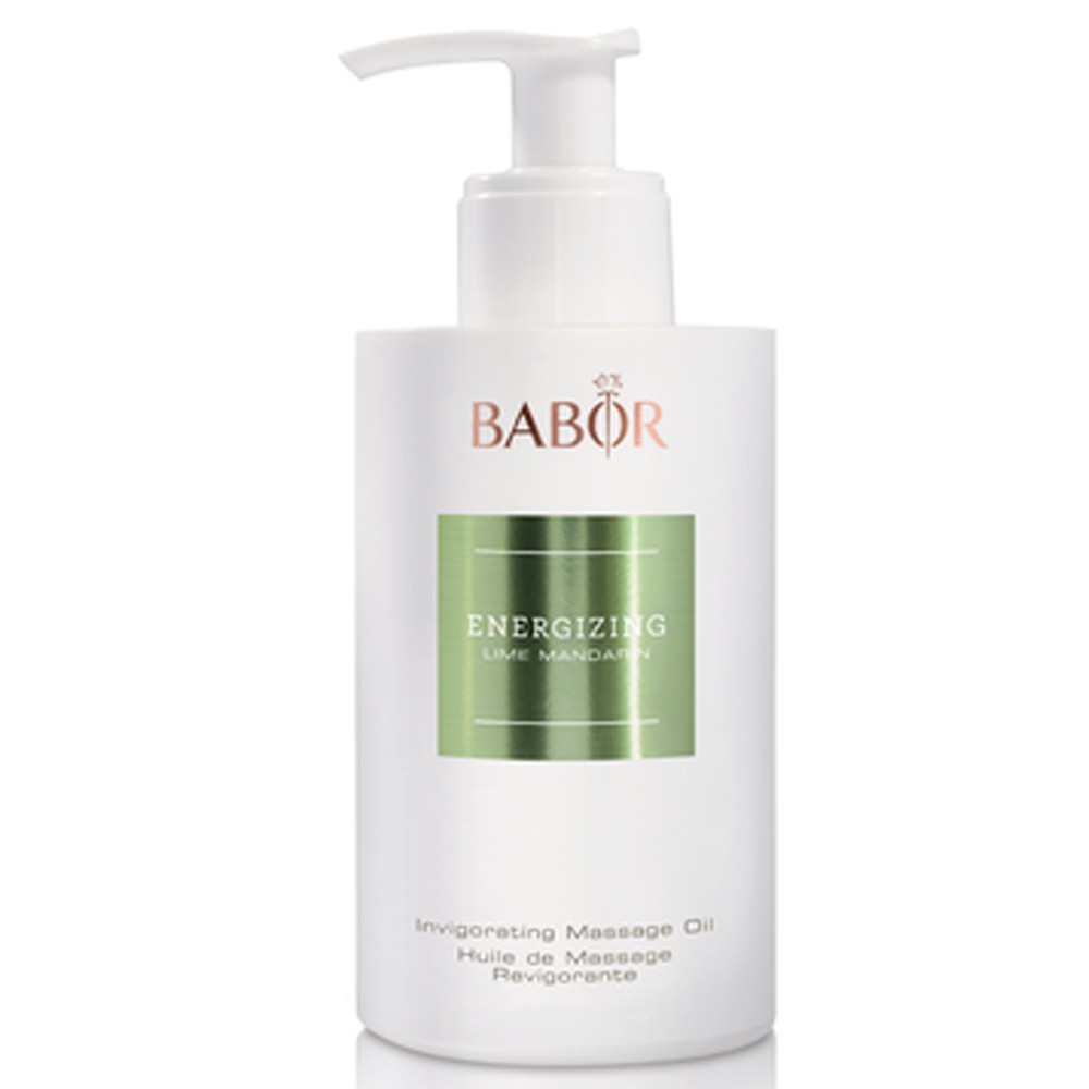 BABOR SPA Energizing Lime Mandarin Massage & Bath Oil 200 ml