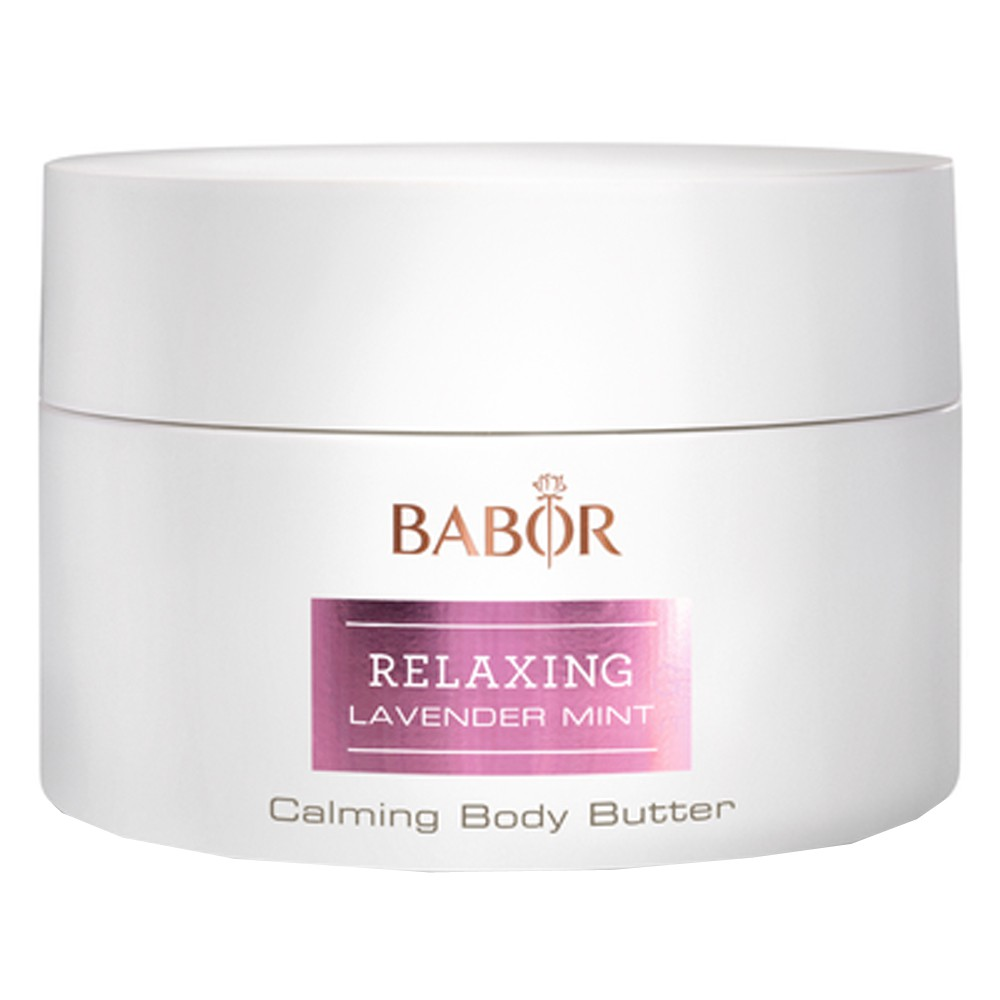 BABOR SPA Relaxing Lavender Mint Body Butter 200 ml