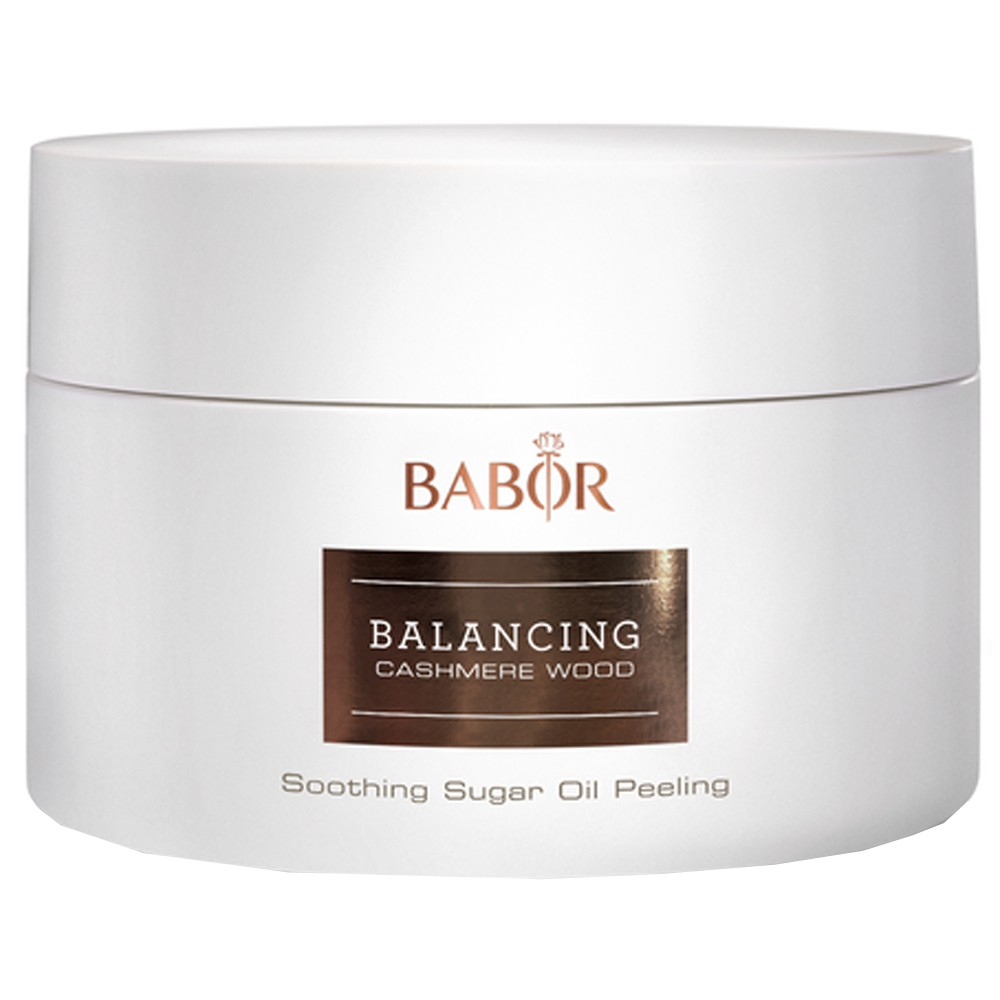BABOR SPA Balancing Cashmere Wood Sugar Oil Peeling 200 ml