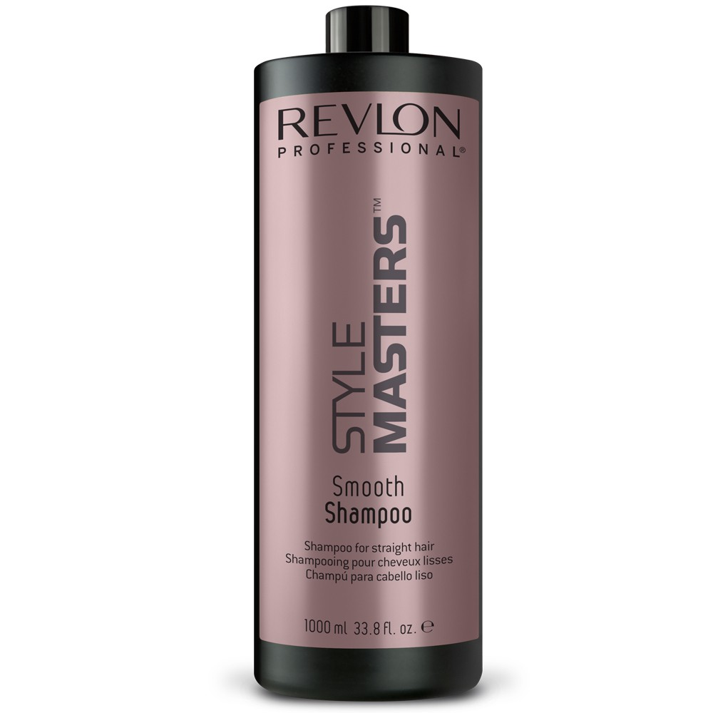 Revlon Style Masters Smooth Shampoo 1000 ml