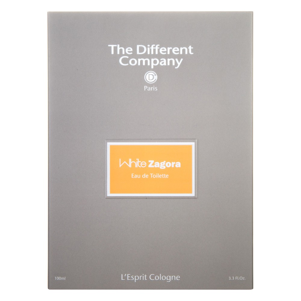 The Different Company White Zagora Eau de Toilette Refill 100 ml