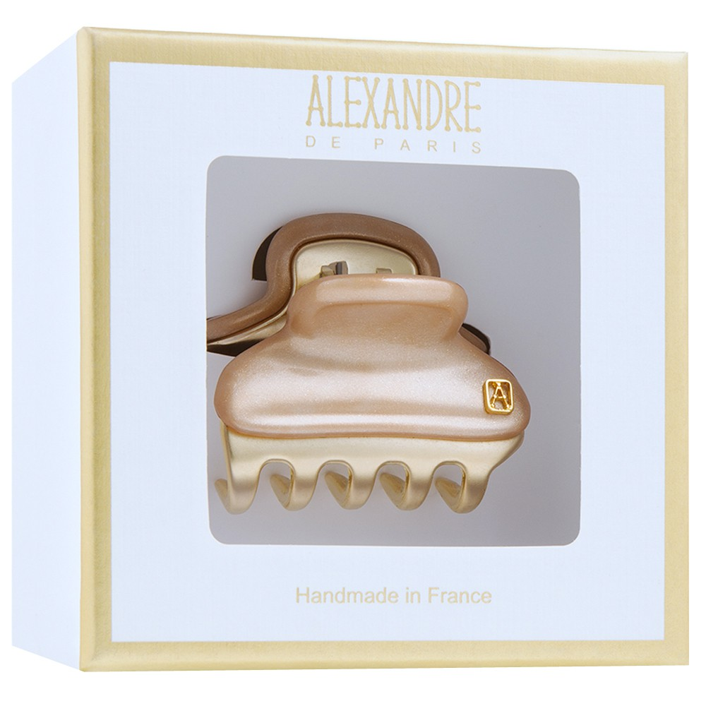 Alexandre de Paris Pince Vendôme Medium Geschenkebox Champagner