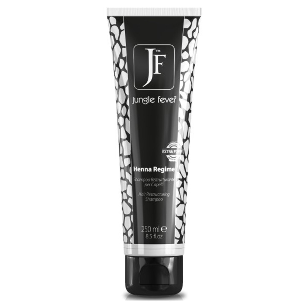 Jungle Fever Henna Regime Shampoo 250 ml
