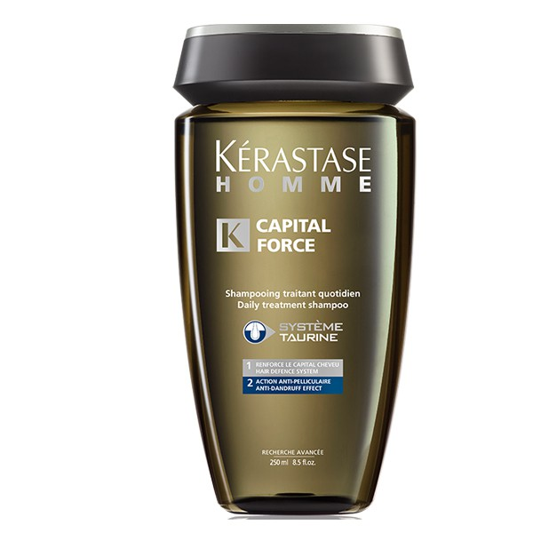 Kérastase Homme Bain Capital Force anti-pelliculaire 250 ml