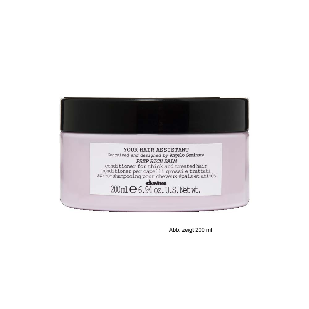 Davines Your Hair Assistant Prep Rich Balm 75 ml