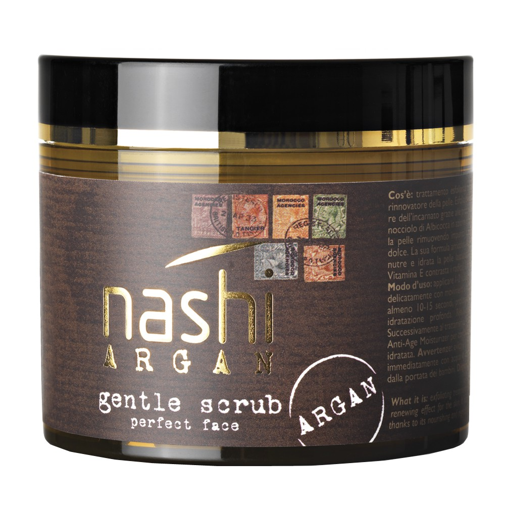 Nashi Argan Gentle Scrub Face 75 ml