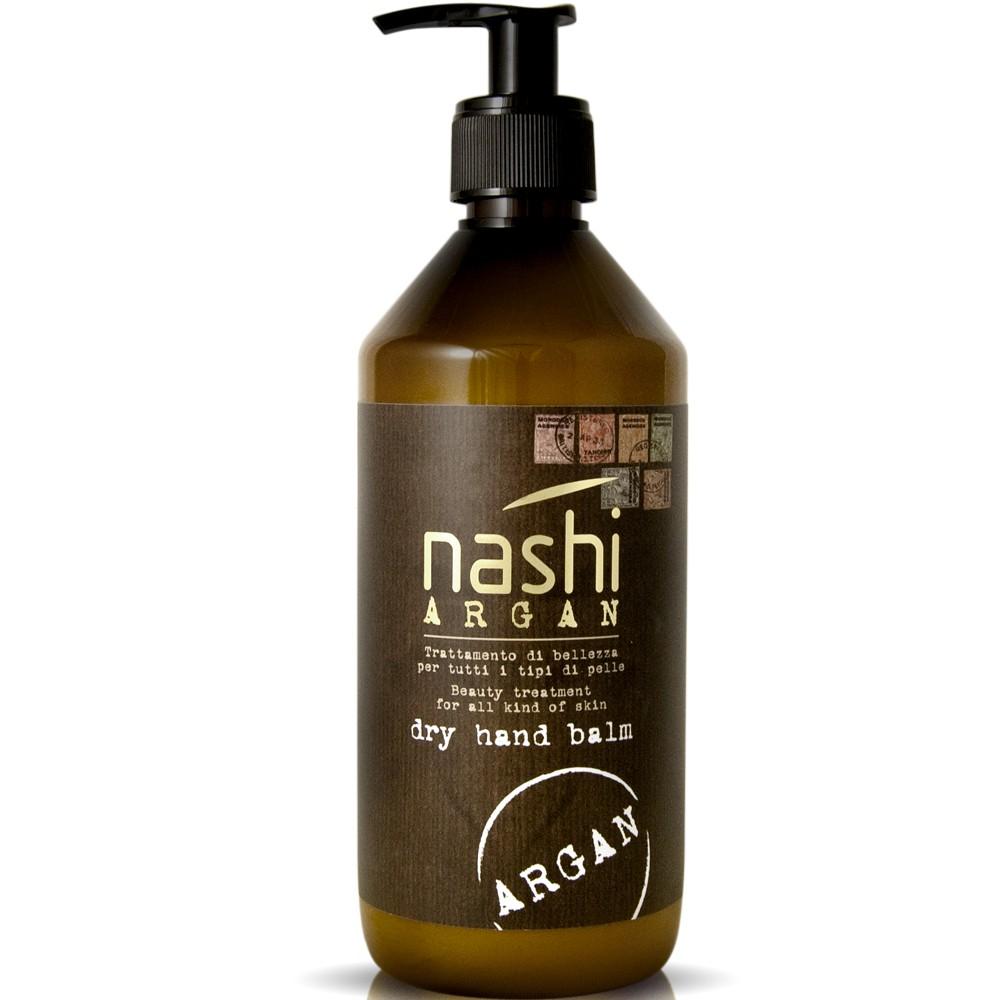 Nashi Argan Hand Balm mit Pumpe 500 ml