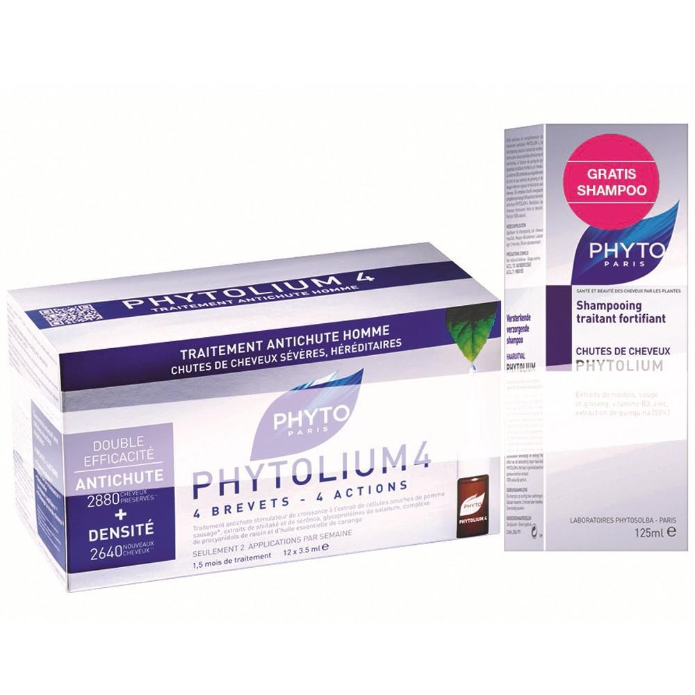 Phyto Phytolium 4 Geschenk-Set