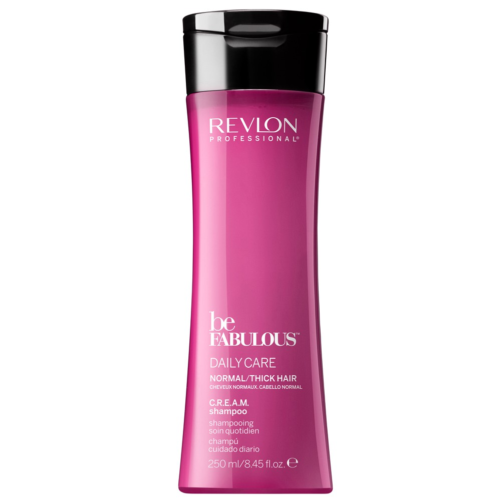 Revlon Be Fabulous Normal Cream Shampoo 250 ml