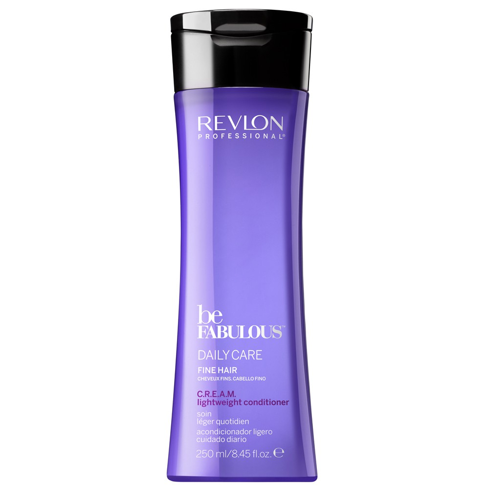 Revlon Be Fabulous Fine Cream Conditioner 250 ml