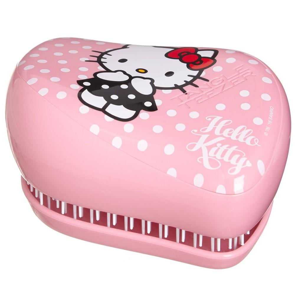 Tangle Teezer Compact Hello Kitty Pink