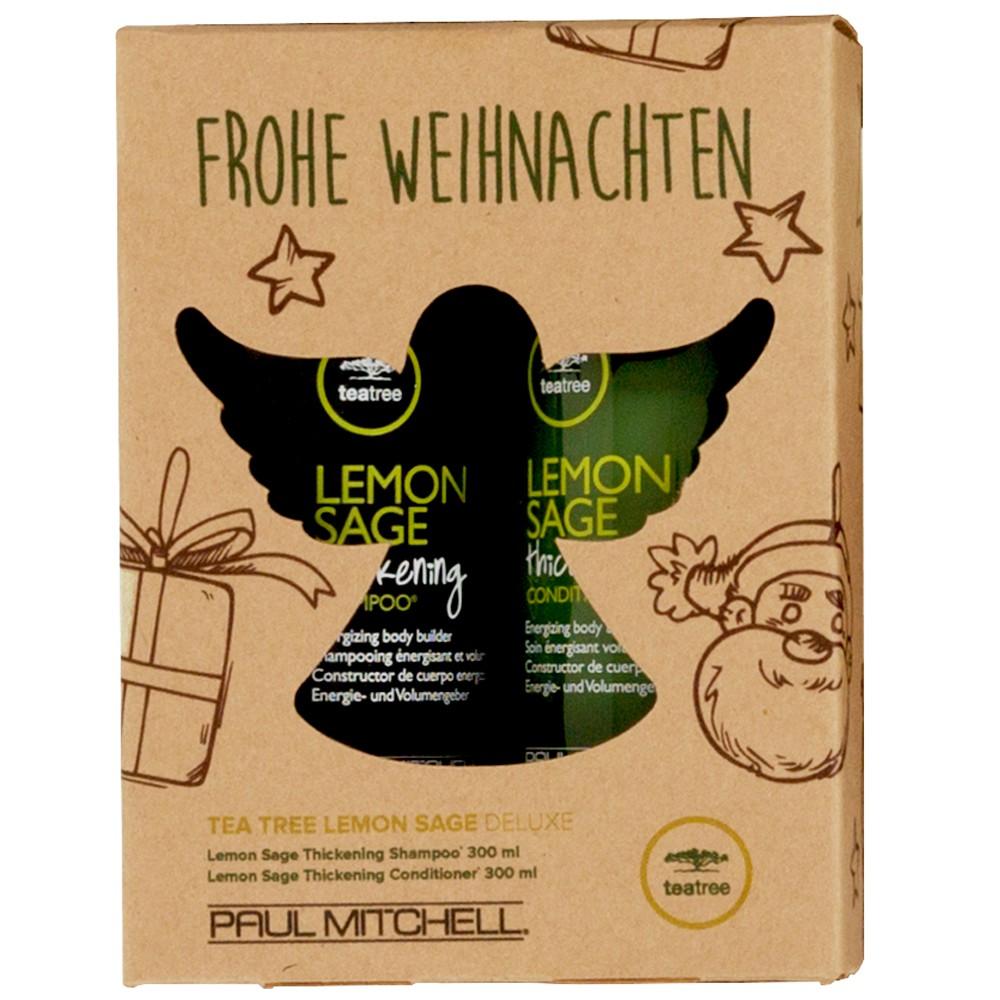 Paul Mitchell Tea Tree Lemon Sage Gift Set