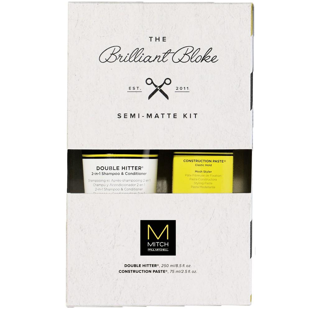 Paul Mitchell Mitch The Brilliant Bloke Semi-Matte Gift Set