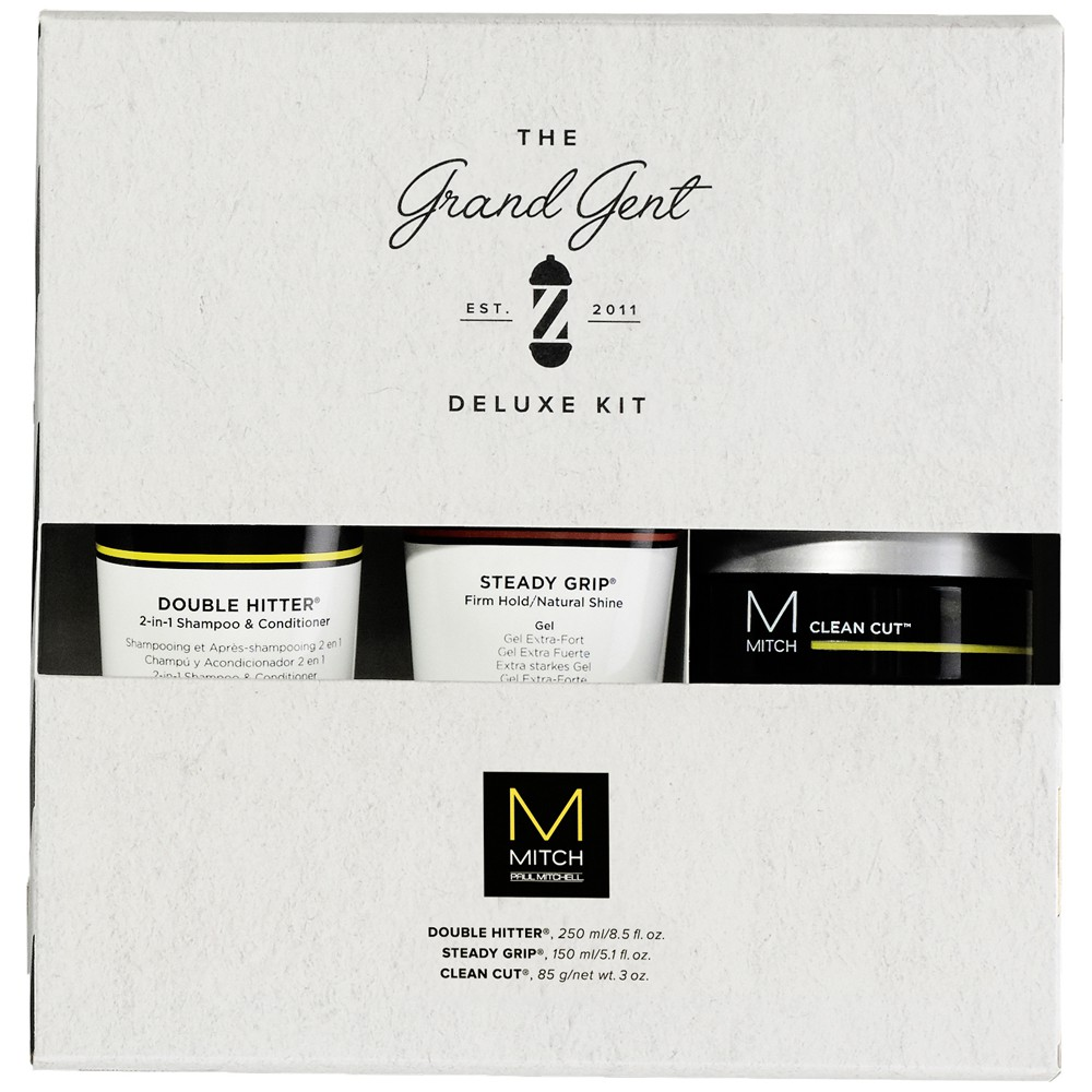 Paul Mitchell Mitch The Grand Gent Deluxe Gift Set