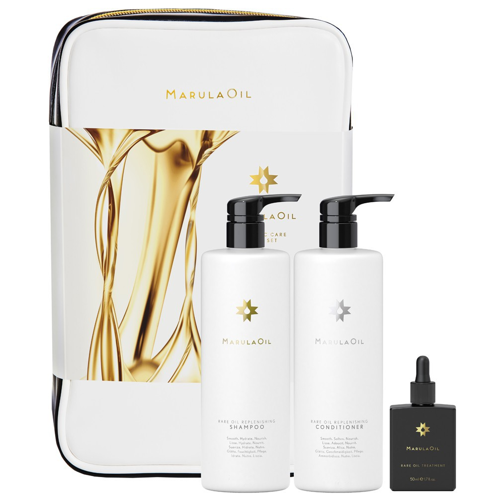 Marula Oil Only Classic Care Gift Set