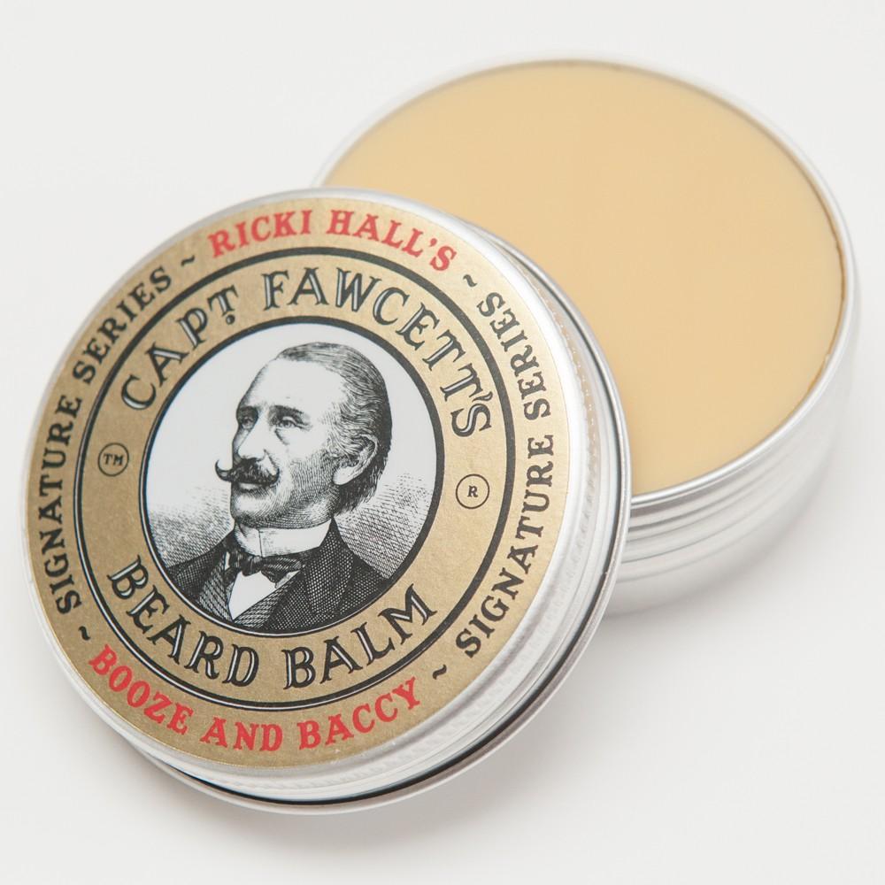 Captain Fawcett's Ricki Hall Beard Balm 60 ml
