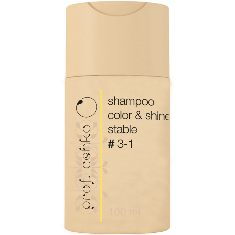 C:EHKO #3-1 Shampoo Color & Shine 100 ml