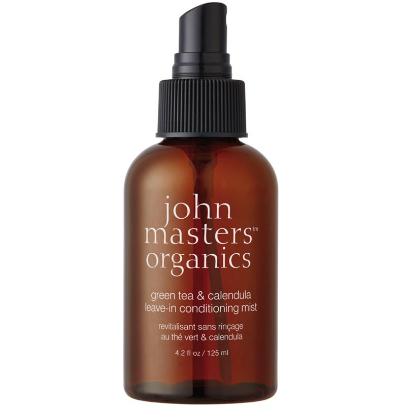 john masters organics Green Tea & Calendula Leave-in Conditioning Mist 125 ml