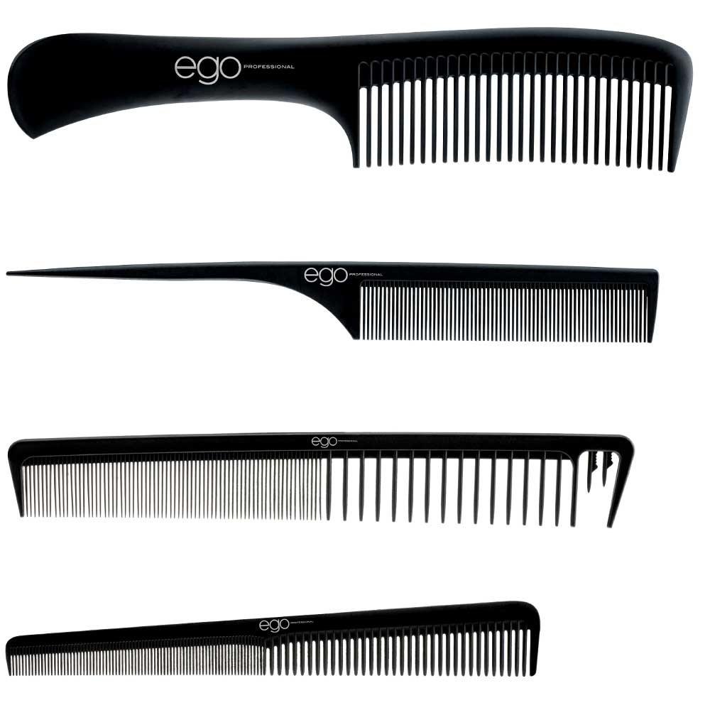 EGO Carbon Comb Set