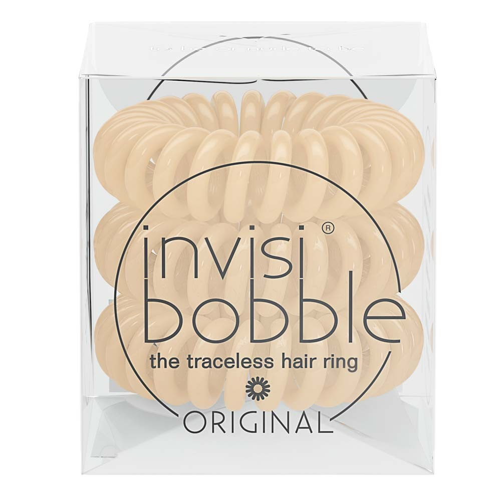 Invisibobble To Be or Nude to Be 3er
