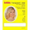 Comair Solida Haarnetz mittelblond 2er