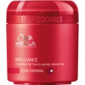 Wella Care³ Brilliance Mask feines/normales coloriertes Haar 150 ml