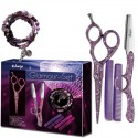 e-kwip  Glamour Night Set lila