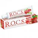 R.O.C.S. Zahncreme Teens Erdbeere