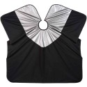 Hairforce Kabinett-Umhang Square schwarz-silber