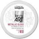Loreal tecni.art gloss Metallic Gloss 50 ml