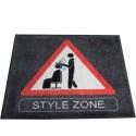 TREND DESIGN Türmatte Style Zone