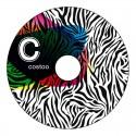 Costoo Happygrip Zebraprint 1 Stück