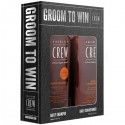 American Crew Groom To Win Daily Shampoo & Daily Conditioner
