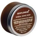 GENTLEHEAD Sandal Shave Soap 100 g