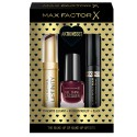 Max Factor Geschenk-Set Lipfinity 70+Gel Lac 60+Masterpiece