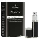 TRAVALO Milano Taschenzerstäuber Black 5 ml