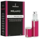 TRAVALO Milano Taschenzerstäuber Hot Pink 5 ml