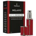 TRAVALO Milano Taschenzerstäuber Red 5 ml