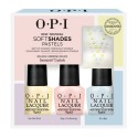 OPI SoftShades Pastels Nagellack Set 3 x 15 ml