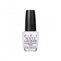 OPI Alice Oh My Majesty! 15 ml Nagellack NLBA2 Farbe: Alabaster