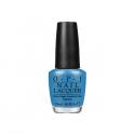 OPI Alice Fearlessly Alice 15 ml Nagellack NLBA5 Farbe: Blau